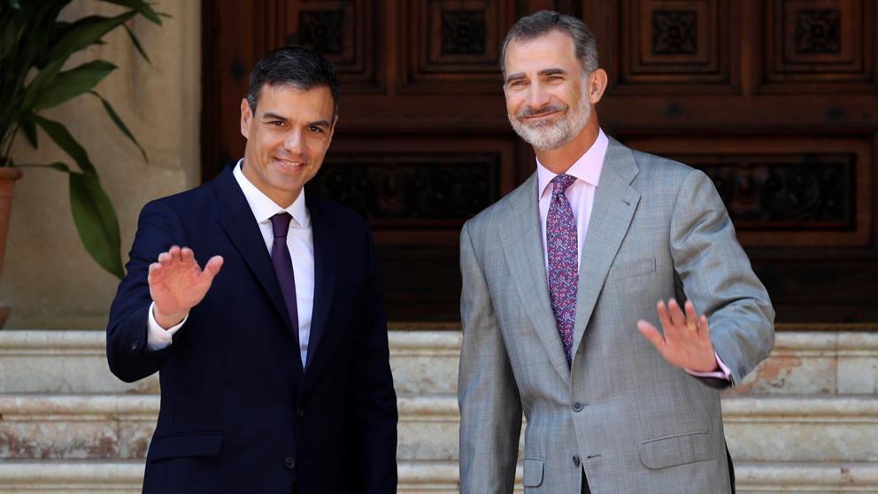 Pedro sanchez y reyes de españa visitaran cuba