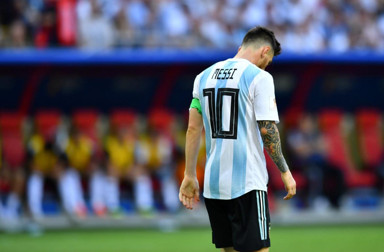 Messi no piensa regresar con Argentina para la próxima fecha fifa