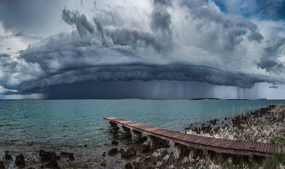Organización meteorológica publica sus imágenes para el calendario 2019