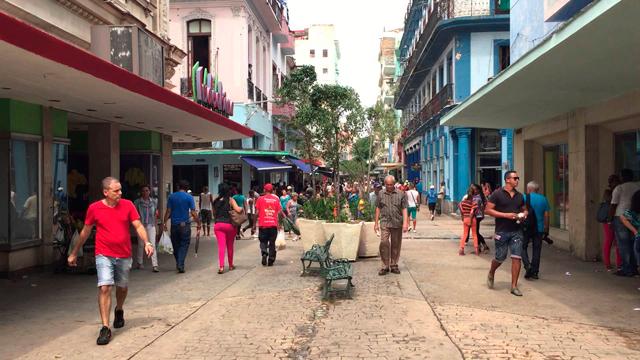 Bulevar de San Rafael será sometido a una reparación por los 500 aniversario de la Habana