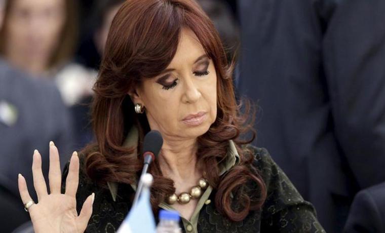 Cristina Fernandez es procesada por caso de corrupción prision