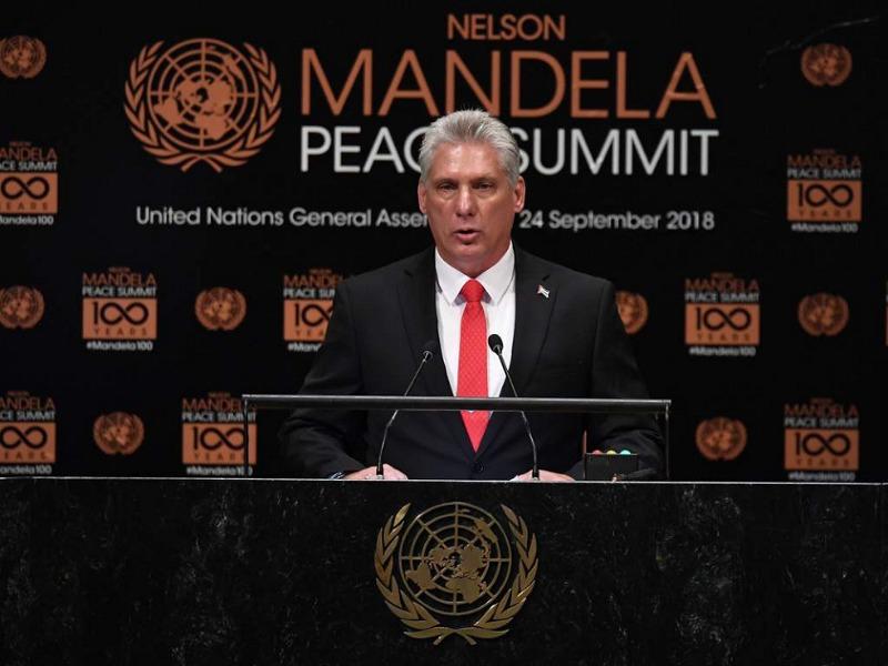 diaz-canel-intervencion-cumbre-paz-mandela