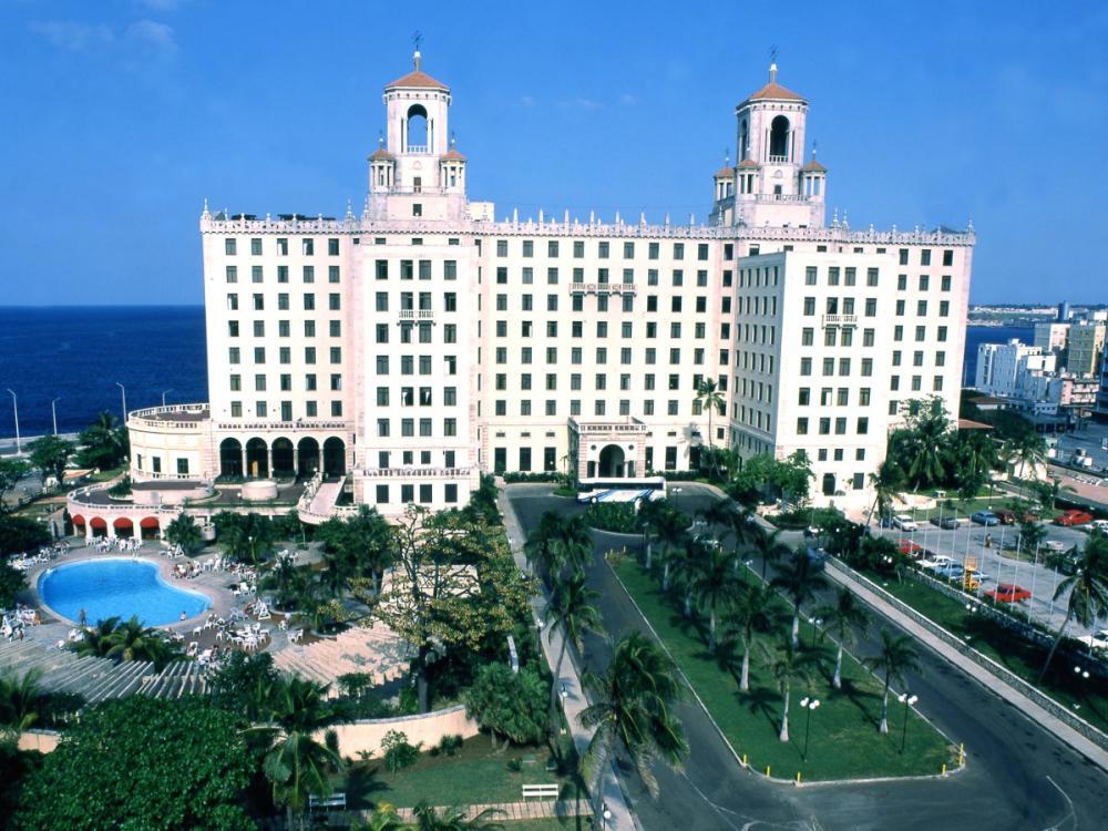 Hotel nacional de Cuba recibe prestigioso premio del sector turístico internacional