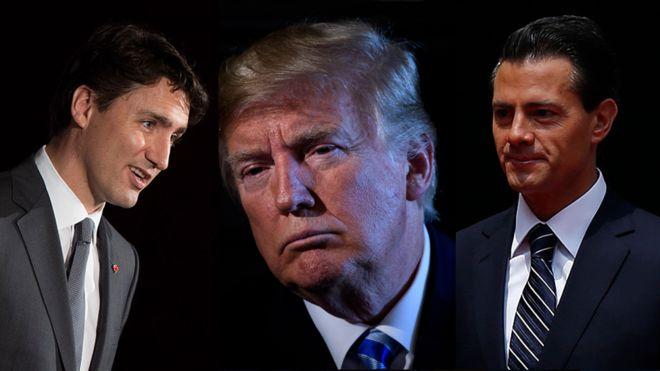 Acuerdo comercial entre EEUU MExico y canada ya es noticia