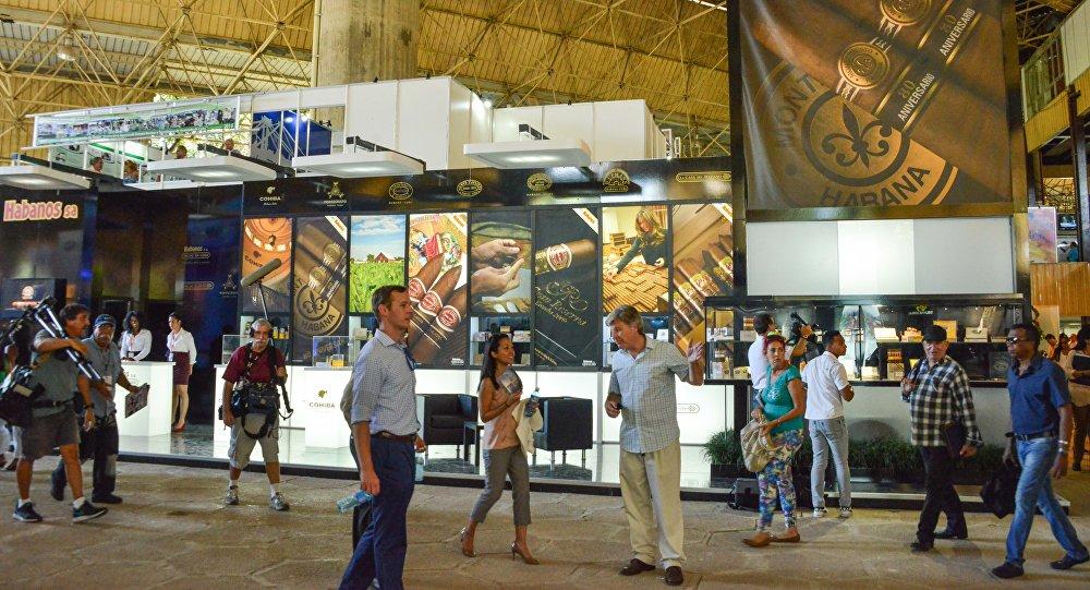 Cuba se prepara para la cita anual de la Feria de La Habana