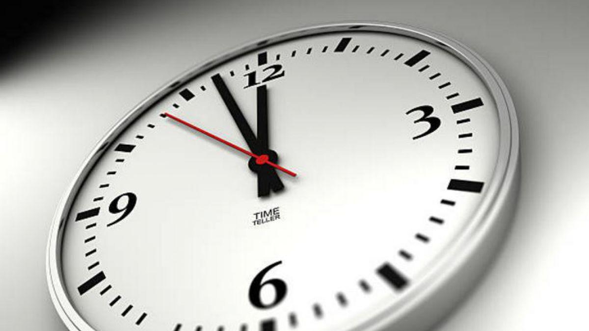 Cómo afecta al organismo humano el cambio de hora?
