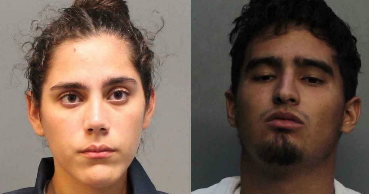 Eveline Gaínza y su novio Demar Turruellas, acusados por asesinato