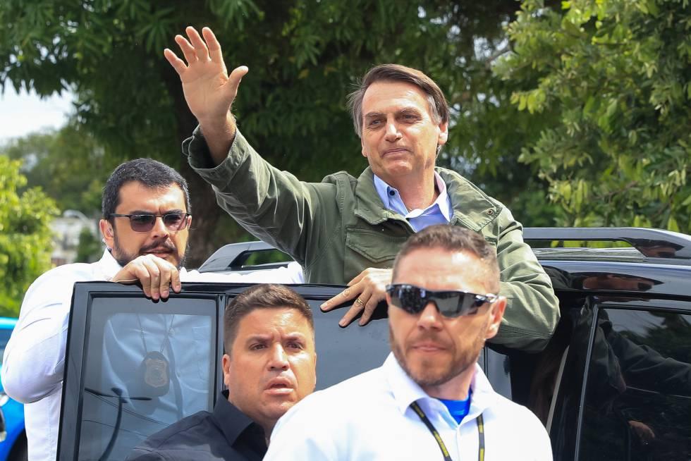 Elecciones en Brasil: Gana el ultraderechista Bolsonaro