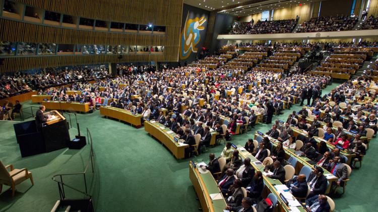 Gobierno cubano: EEUU busca una confrontación en la ONU