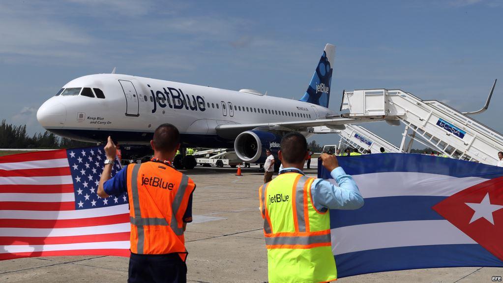 Senado de EEUU da más poder para endurecer las medidas de seguridad y vigilancia en los aereopuertos cubanos donde vuelen naves desde EEUU