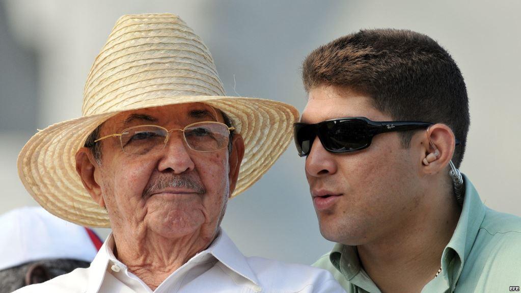 La mansión del ex embajador de España es ocupada por el nieto de Raúl Castro