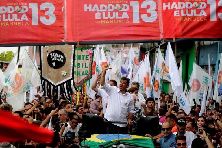 Elecciones en segunda vuelta de Brasil se encuentra a un país polarizado