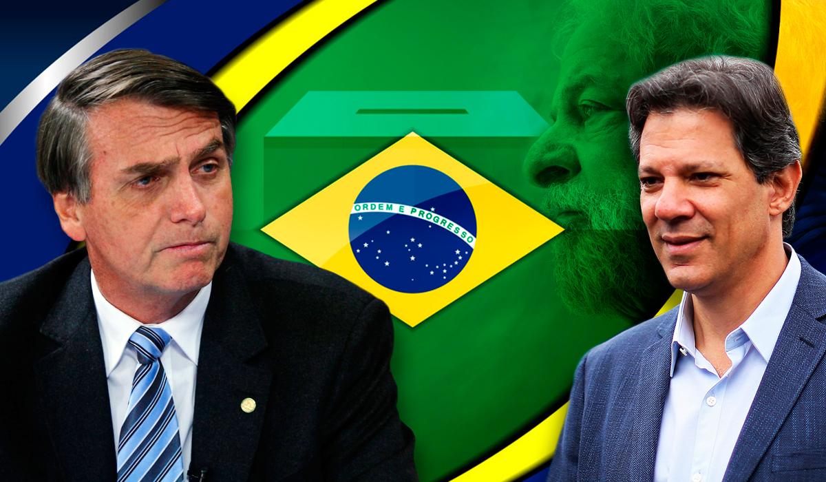 Elecciones en Brasil habrá segunda vuelta