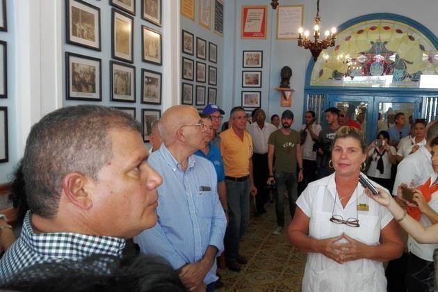 El gobierno de Villa Clara inaugura obras económicas