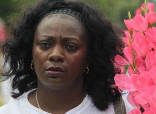 Bertha Soler, líder de las Damas de Blanco