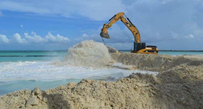 playas cubanas en riesgo por la erosión