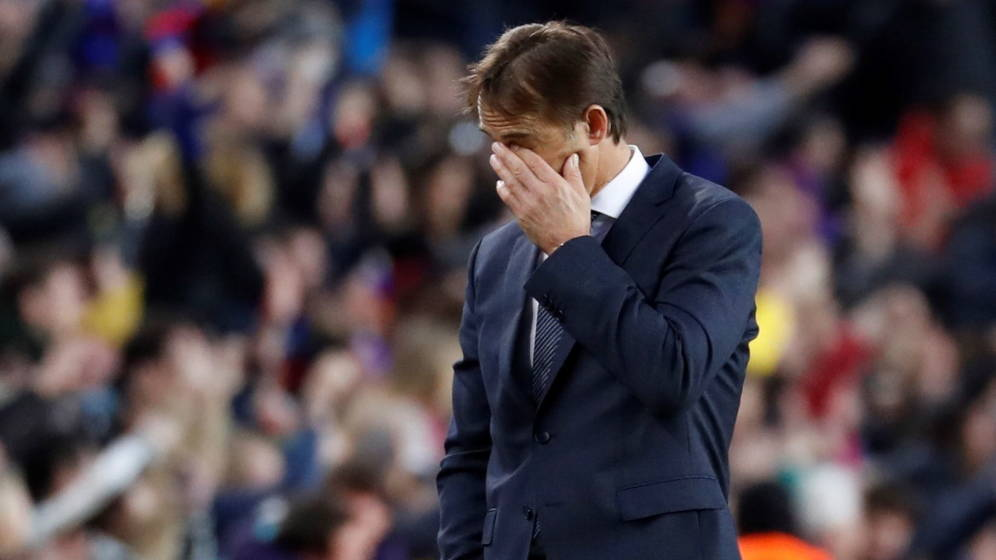 Crisis en le Real Madrid: Lopetegui a la calle, jugadores no quieren a Conte