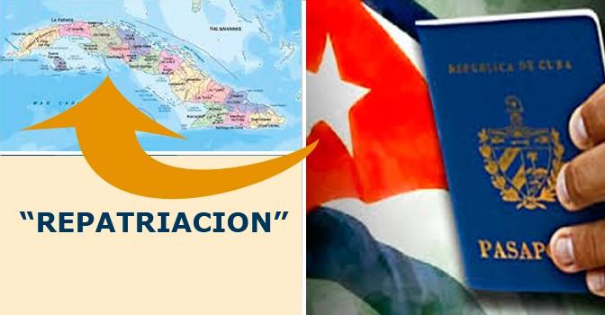 cubanos piden repatrian 40 mil desde 2013