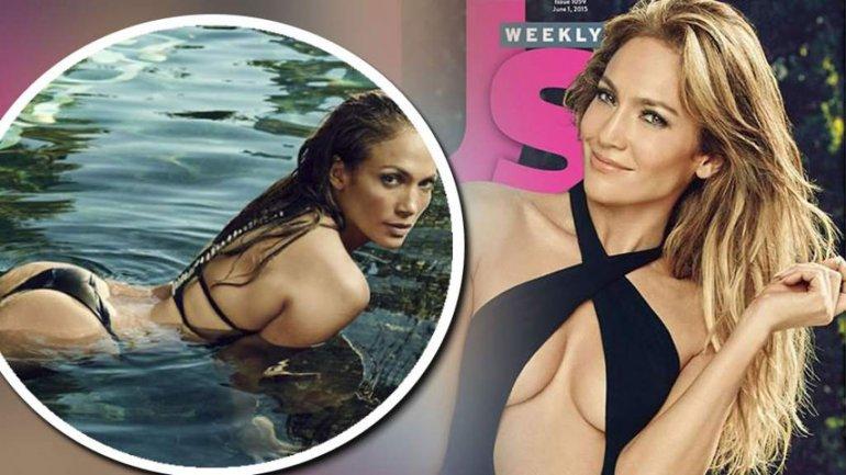 Jennifer López hace viral en internet su nuevo video clip