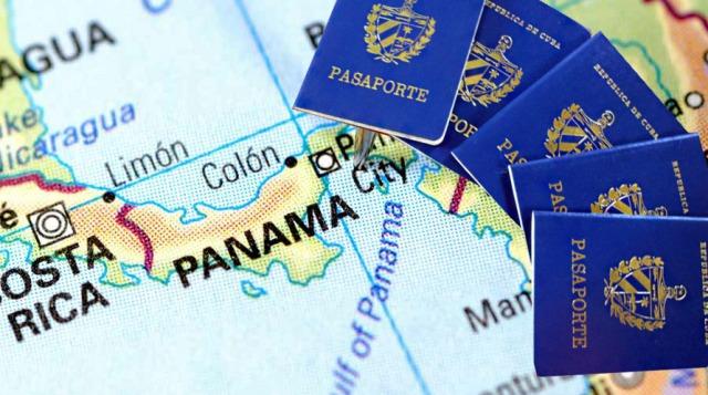 Panama otorgara permiso para una entrada simple a cubano comerciantes
