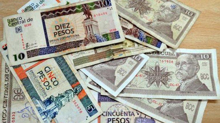 doble moneda cubana