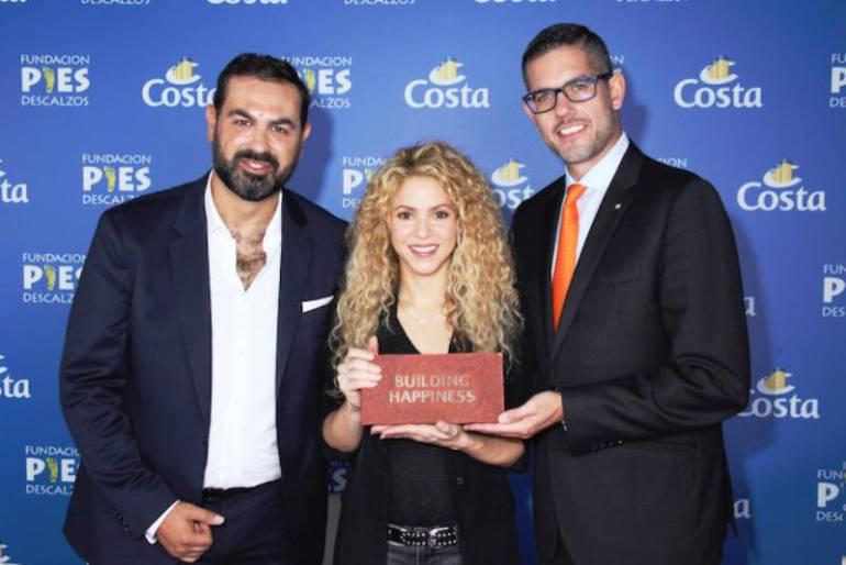 Shakira exige más responsabilidad para ayudar a los niños venezolanos refugiados