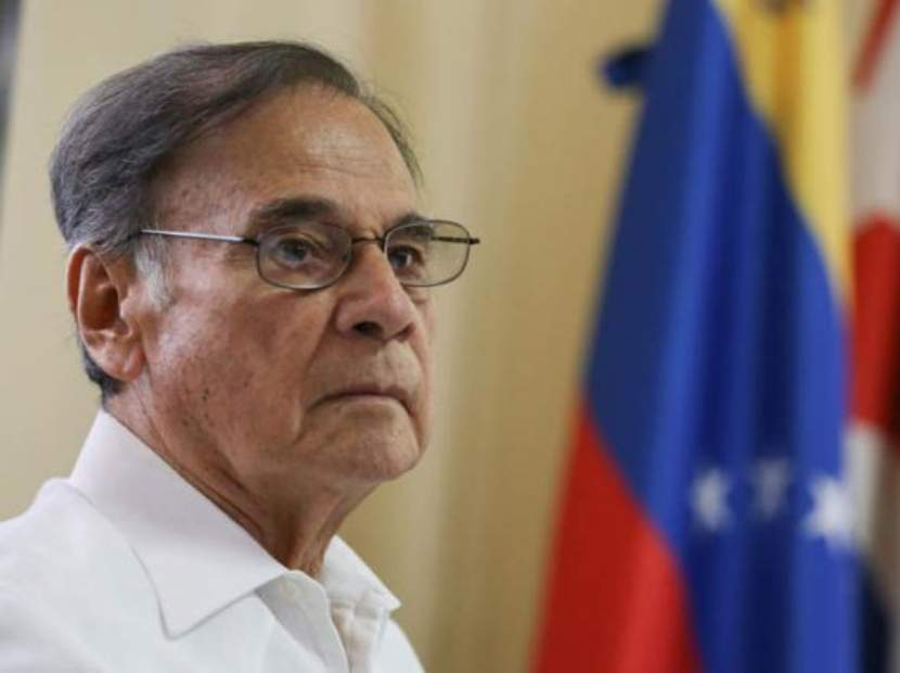Muere en La Habana Alí Rodríguez Araque, embajador de Venezuela