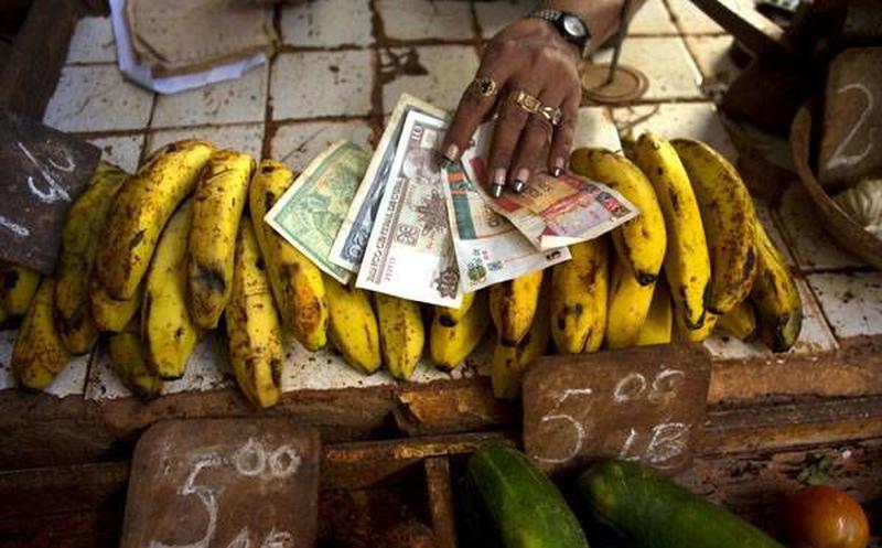 La economía cubana muestra un ligero crecimiento
