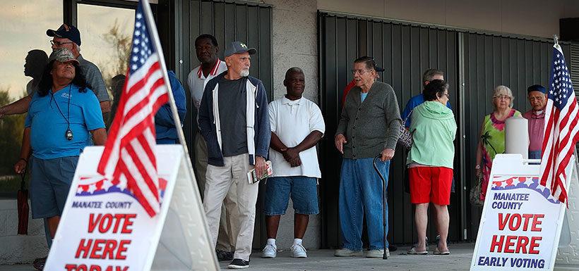 Que pasó con los electores cubano-americanos en Miami
