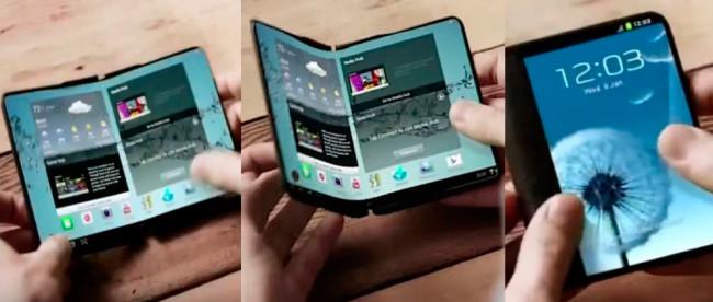 Primer celular con pantalla flexible es una realidad, ya lo puede comprar