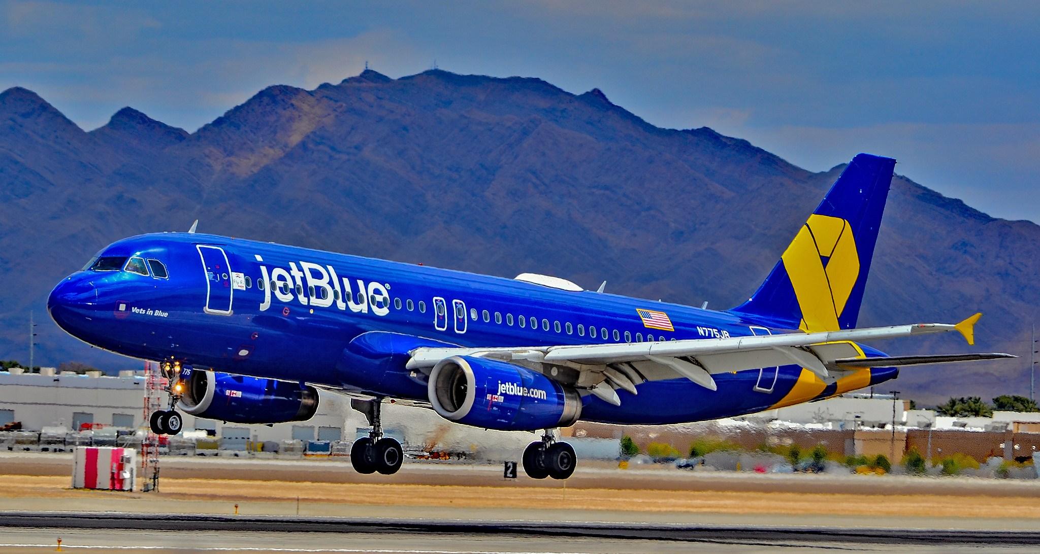 Jet Blue inicia vuelo Bosto-Habana. (INTERNET)
