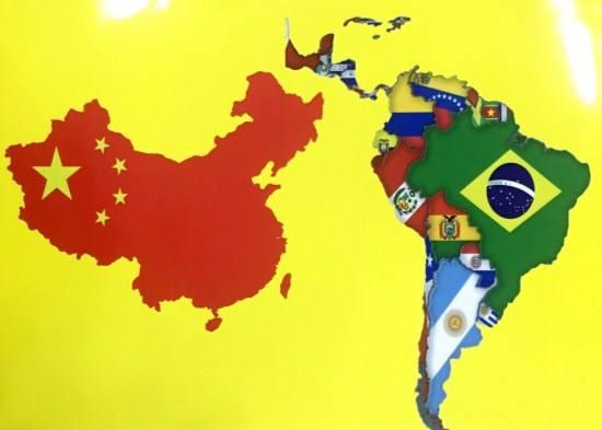 Cuál es el comercio entre China y América Latina?