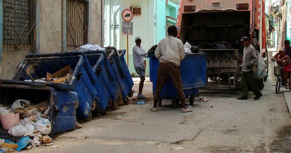 Gobierno cubano está por anunciar empresa mixta para la recolección de basura en la capital