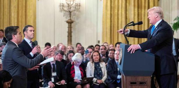 Corresponsal de la CNN gana batalla legal contra la Casa Blanca