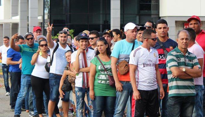 Visas de trabajo para los cubanos que emigren a Uruguay