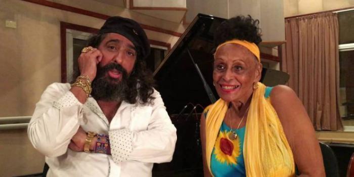 Omara Portuondo y Diego El Cigala merecedores del Premio Luna en Música Tradicional