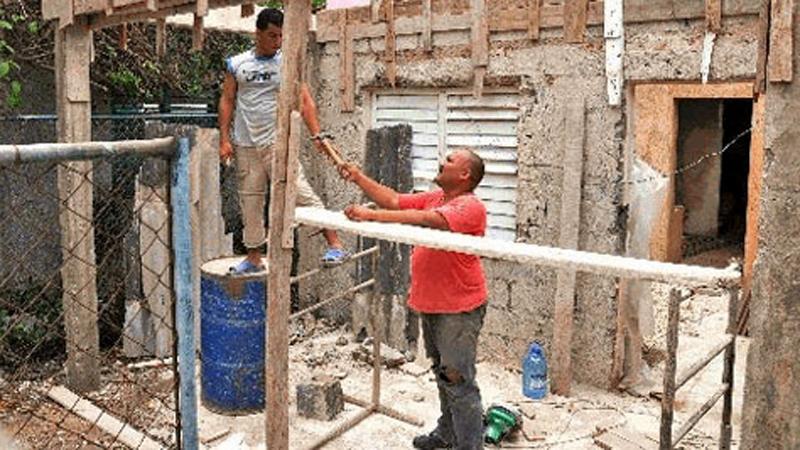 Aumentan casas en mal estado en Cuba