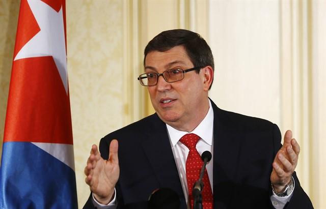 Cuba enviara a su canciller Bruno Rodriguez para participar en la Cumbre Iberoamericana