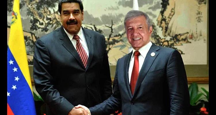 Cuestionada invitación a Maduro para la toma de posesión de AMLO en México