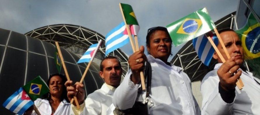 Presidente brasileno dice que todo el medico cubano que pida asilo se le otorgara