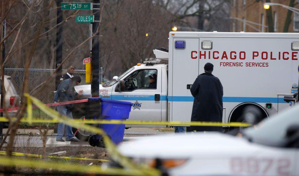 La ciudad de Chicago es objeto de tiroteo mortal con cuatro fallecidos