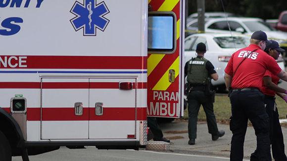 Nuevo tiroteo en la Florida se reportan dos muertos, incluido el atacante