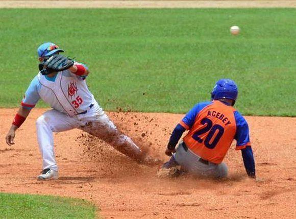 Triple empate en el segundo puesto de la pelota cubana