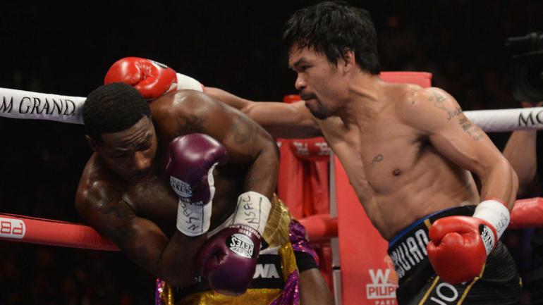 Manny Pacquiao a por la revancha