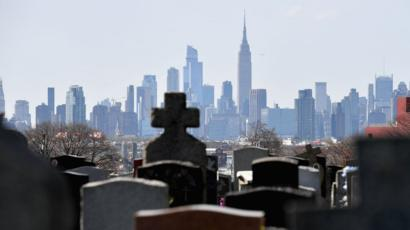 Nueva York ciudad mas afectada del mundo
