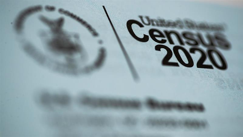 Censo 2020 EEUU