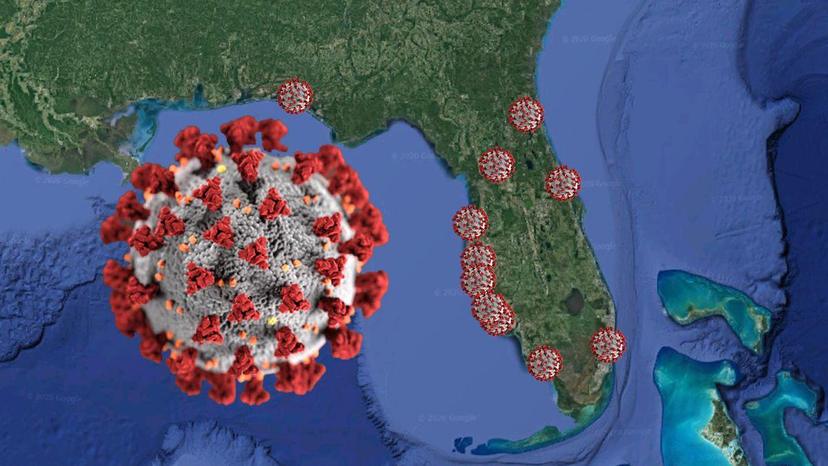 Coronavirus en la Florida
