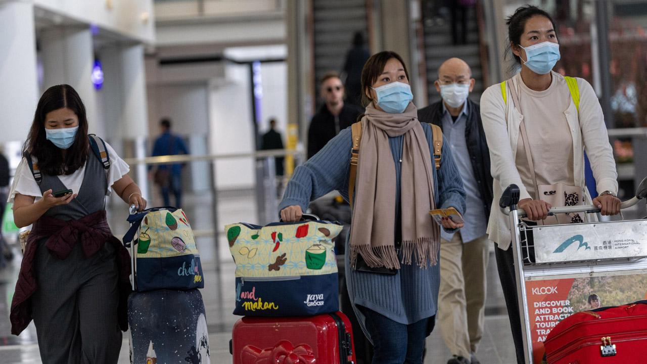 Aumenta el numero de fallecidos en China
