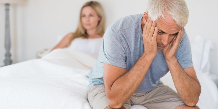 Hombres con disfunción eréctil tienen mayor riesgo de morir prematuramente