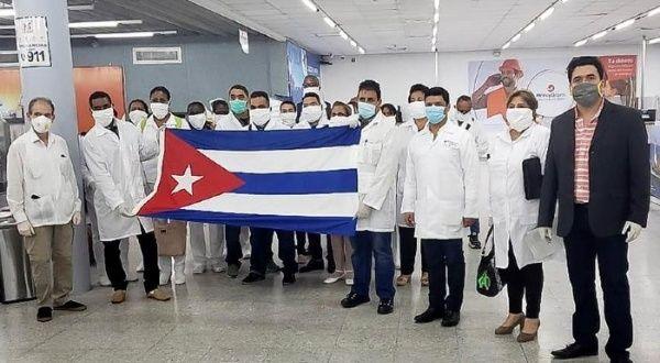 Brigada medica en Honduras